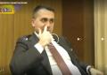 Luigi Di Maio ispezione nasale