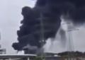 Germania, esplosione in un impianto chimico aLeverkusen: IL VIDEO