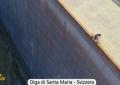 Brumotti percorre diga altissima in Svizzera: il VIDEO della prodezza a Striscia La Notizia