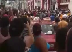 """""""Cuba non è tua!"""": la prima protesta in massa sull'isola dal '94, IL VIDEO"""