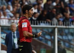 Calcio: Calvarese arbitra Juve-Inter, Roma-Lazio a Pairetto