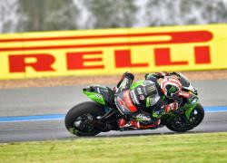 Superbike: Rea vince anche la Superpole Race al Gp di Aragon