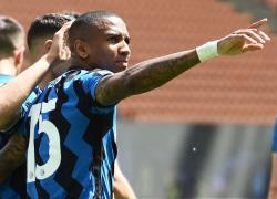 L'Inter festeggia lo scudetto con un pokerissimo
