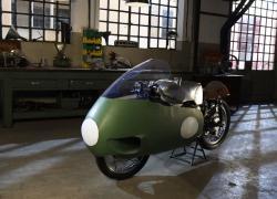 Al Museo Piaggio le Moto Guzzi piu' preziose nei cento anni