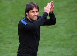 """Calcio: Inter. Conte """"In 2 anni spezzato la mediocrità, grazie a tutti"""""""