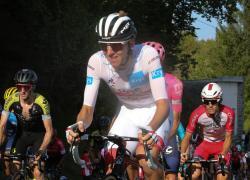 Ciclismo: Tappa e maglia per Pogacar al Giro di Slovenia
