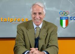 """Euro2020: Malagò """"Per l'Italia obiettivo semifinale"""""""