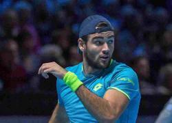 Tennis: Djokovic in vetta al ranking, Berrettini avvicina Federer
