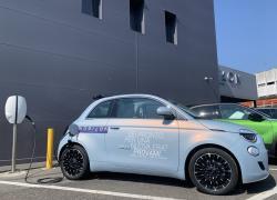 Horizon Automotive installa le colonnine nei suoi Mobility Hub