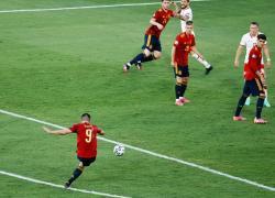 """Euro2020: Spagna. Moreno """"Vicini a toccare cielo, non temiamo Italia"""""""