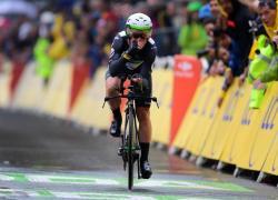 Ciclismo: Cavendish vince in volata la decima tappa del Tour2021