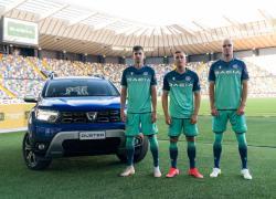 Dacia e Udinese, insieme per un nuovo inizio