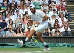 Djokovic in cima a ranking Atp. Berrettini 8°, supera Federer