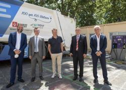 Renault Trucks ed Enel X insieme per diffusione mobilita' elettrica