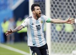 """Calcio: Messi """"Dedico la Coppa America a tifosi e Maradona"""""""
