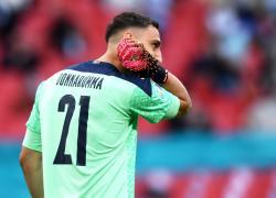 Euro2020: 5 azzurri e 3 inglesi nel best 11 Uefa