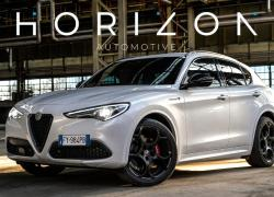 """Alfa Romeo Stelvio """"Miglior auto per dirigenti"""" anche per Horizon"""