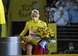 Al Tour Pogacar resta in giallo, bis di Mohoric a Libourne