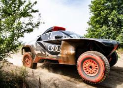 """Audi, prototipo Dakar 2022 """"laboratorio"""" per mobilita' elettrica"""