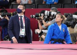 Tokyo2020: Giuffrida bronzo nel judo, 4^ medaglia per l'Italia