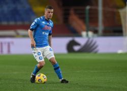 Calcio: Napoli, lesione al collaterale mediale per Demme