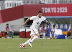 Tokyo2020: Gignac trascina Francia, Brasile-Costa d'Avorio 0-0