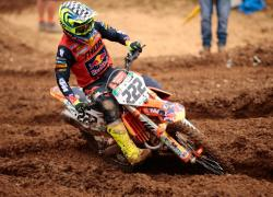 Motocross: Cairoli vince gara 2 in Repubblica Ceca