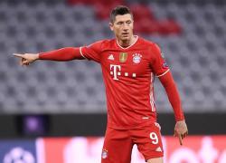"""Calcio: Per """"Kicker"""" Lewandowski miglior calciatore 2021 in Germania"""