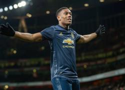 Calcio: Martial sul mercato, Tottenham alla finestra