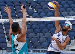 Tokyo2020: Beach Volley. Lupo-Nicolai avanzano agli ottavi