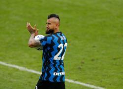 """Calcio: Inter, Vidal """"Voglio dimostrare il mio valore"""""""