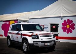 "Land Rover presenta il ""Progetto Defender ForWorks"""