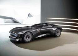 Audi skysphere concept, la scoperta del futuro