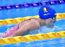 Paralimpiadi: nuoto protagonista, spada fuori dalla zona medaglie