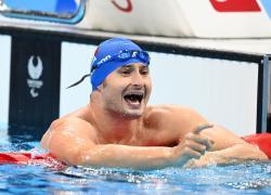 Paralimpiadi: per l'Italia arrivano altre 6 medaglie dal nuoto
