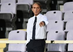 Mancini convoca 34 giocatori per le qualificazioni mondiali
