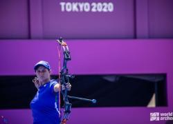 Virgilio di bronzo, prima medaglia nell'arco alle Paralimpiadi