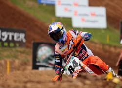 Motocross: Gp Afyon. Vince Herlings davanti a Gajser e Cairoli