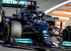 F.1: Miglior tempo Hamilton nelle prime libere di Monza