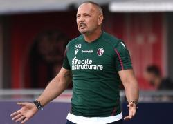 """Calcio: Mihajlovic """"Inter forte, ma Bologna può metterla in difficoltà"""""""