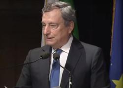 """Clima, Draghi """"Non stiamo mantenendo impegni"""""""