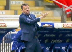 "Calcio: D'Aversa ""Empoli trasferta insidiosa, ma Samp vuole 1^ vittoria"""