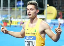 """Super Tortu a Nairobi: corre i 200 in 20""""11 e avvicina Mennea"""