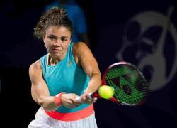 Tennis: Torneo Portorose. Paolini rimonta Putintseva e vola in finale