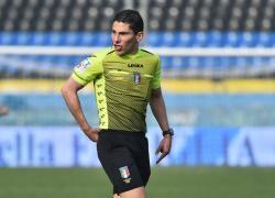 Calcio: Serie B. Domani l'anticipo Frosinone-Brescia, arbitra Dionisi