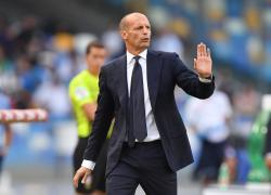 """Calcio: Serie A. Allegri """"Sono arrabbiato, potevamo anche perderla"""""""