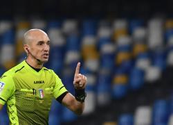 Calcio: Fabbri arbitra Fiorentina-Inter, Spezia-Juve ad Aureliano