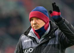 """Calcio: Bologna. Mihajlovic """"Dobbiamo sputare sangue in ogni gara"""""""