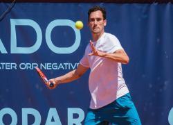 Tennis: Torneo Metz. Mager battuto all'esordio da Basilashvili