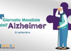Alzheimer, una Giornata mondiale di sensibilizzazione